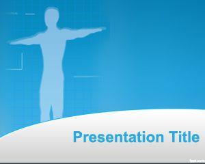 3D Hologram PowerPoint Template