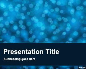 Blur Powerpoint Template Design PPT Template