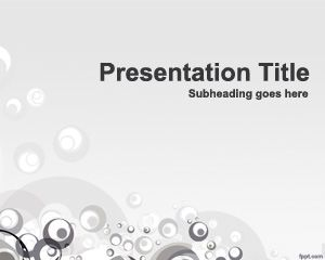 Diseño para PowerPoint PPT Template