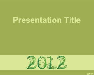 PowerPoint Design 2012