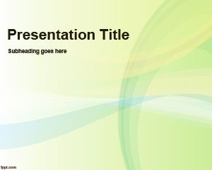 Youth Culture PowerPoint Template PPT Template