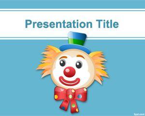 Plantilla PowerPoint para Fiestas PPT Template
