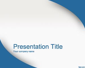designing presentation for job interview, Modern powerpoint