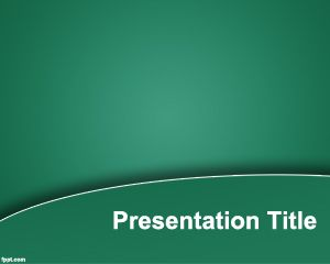 Performance PowerPoint Template PPT Template