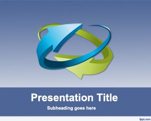 Link toEvent management powerpoint template