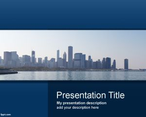 Plantilla PowerPoint de Chicago PPT Template