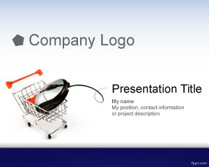 Link toEcommerce powerpoint template