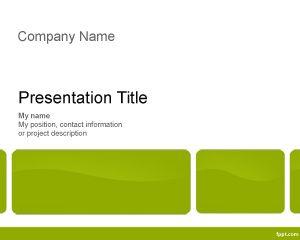 Plantilla PowerPoint de Capacitación para Ejecutivos PPT Template