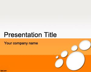 Microsoft Office Plantilla PowerPoint PPT Template