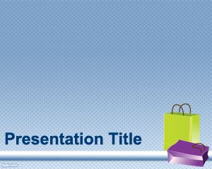 Plantilla Powerpoint De Comercio Electr 243 Nico Plantillas