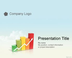 Link toProfitable powerpoint template