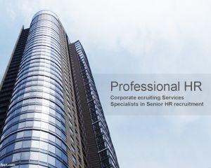Link toRecruitment powerpoint template
