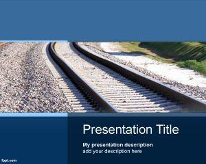 Plantilla PowerPoint de Transporte