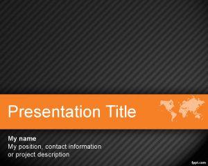 Plantilla PowerPoint para Plan de Negocios PPT Template