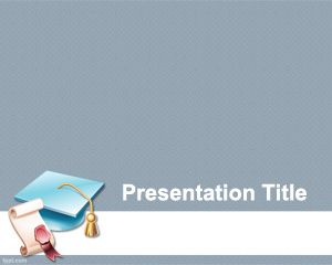 Degree PowerPoint Template PPT Template