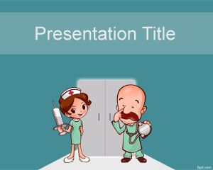 nurse powerpoint template  plantillas powerpoint gratis, Powerpoint