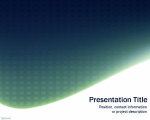 Branding PowerPoint presentation template