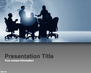 Corporate Performance Management PowerPoint Template PPT Template