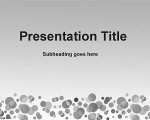Data Mining PowerPoint Template PPT Template