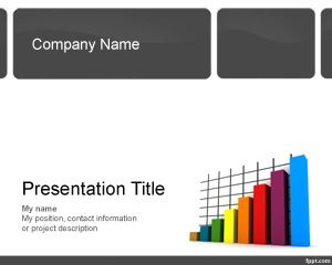 Link toEarnings powerpoint template