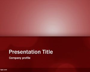 Email Campaign PowerPoint Template PPT Template