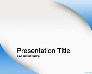 sample project presentation template
