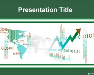 Forex PowerPoint Template PPT Template