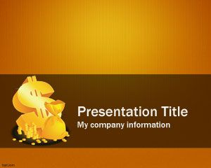 High Profits PowerPoint Template