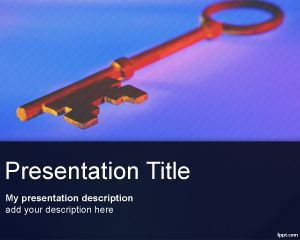 Business Security PowerPoint Template