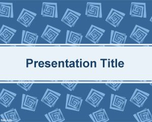 Kids education PowerPoint Template PPT Template