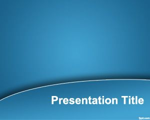 Free Lesson Plan PowerPoint Template