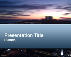 ... Template For PowerPoint Presentations   PowerPoint Presentation