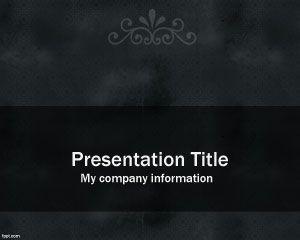 Obsolete PowerPoint Template