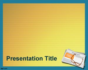 reader ppt template