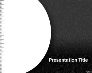Measuring Instrument PowerPoint Template