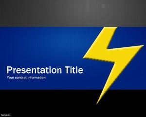 Free Thunderbird PowerPoint Template