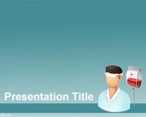 Treatment PowerPoint Template PPT Template