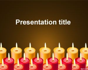 Plantilla PowerPoint de Diwali PPT Template