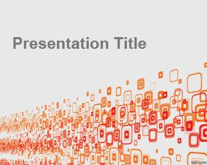 Automation PowerPoint Template PPT Template