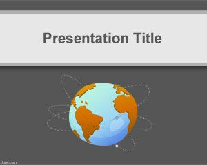Distance Learning Powerpoint Template