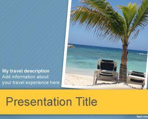 Plantilla PowerPoint de Turismo