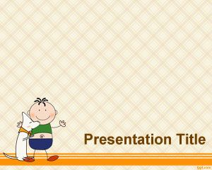 Early Childhood PowerPoint Template