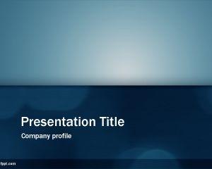 Newsletter PowerPoint template