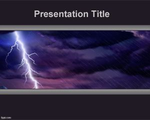 Energy Management PowerPoint Template PPT Template