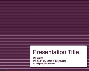 horizontal lines violet