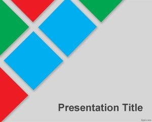 Media Monitoring PowerPoint Template PPT Template