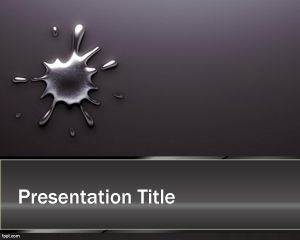 Mercury PowerPoint Template PPT Template
