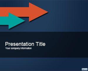 Nearshore PowerPoint Template