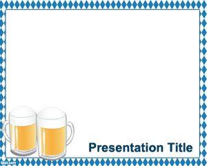 Oktoberfest PowerPoint Template PPT Template