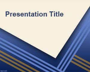 Powerpoint template example